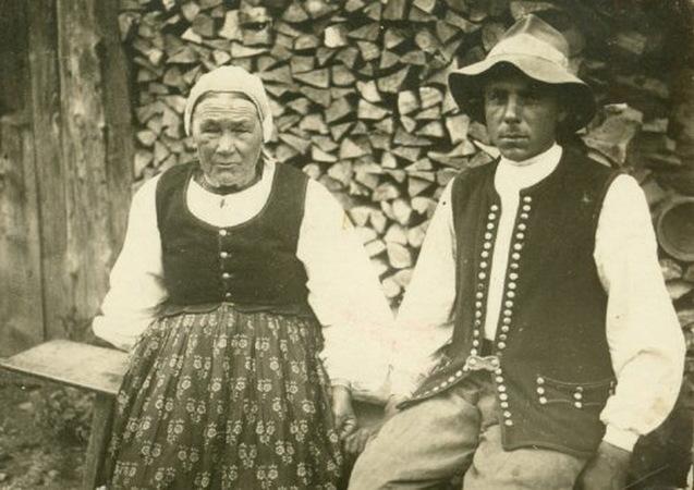5 унікальних етнографічних груп, які проживали на схилах Карпатських гір
