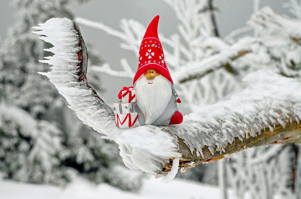 Українські вірші для дітей про зиму, Новий Рік та Різдво.